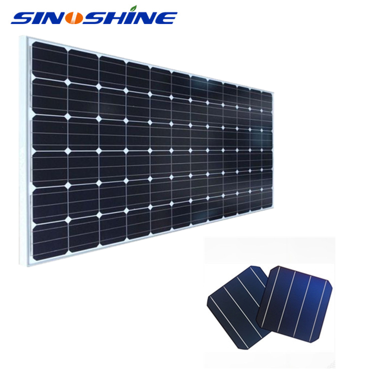300W 320W 340W 350W 360W China Supply silicon wafer A grade cell mono solar panel with CE , TUV certificate
