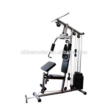 Steel leather used home gym fitness equipment sale buy used
