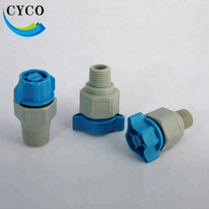 CYCO KY plastic water mist spray nozzles, fan misting nozzle