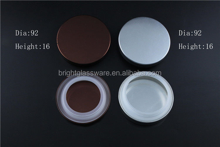Top Promoted Metal Lids With Silicone Ring For Glass candle Jars