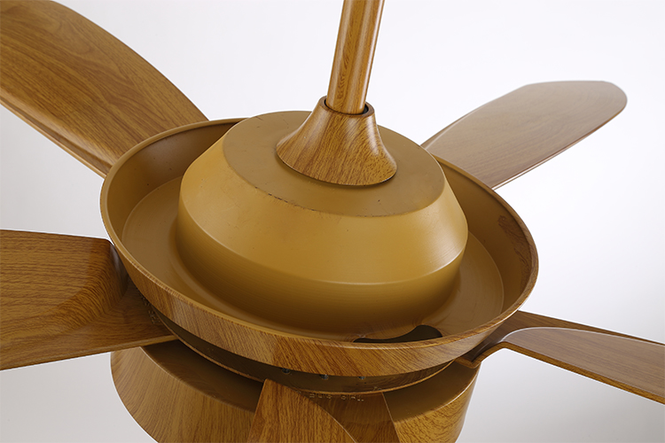 New Patented Product Air Cooling Fan Light Energy Saving Wood Ceiling Fan Lamp