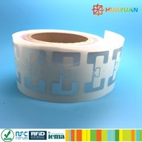 Asset Tracking Long Range EPC Gen2 Smart UHF RFID Label