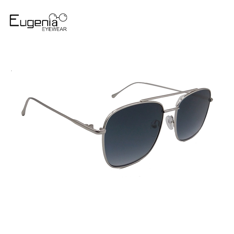 Retro sun glasses polarized sunglasses for women