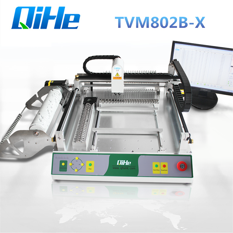 Volledige Automatische SMD LED Taping Assembleren Making Machine