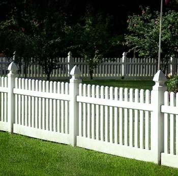 Vinyl Fencing Buy Plastic Picket Fence Temporary Picket