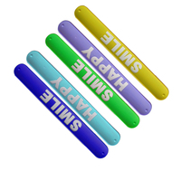 Hot sale Custom Silicone Slap Bracelet