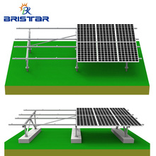 Solar Mounting Structures For Pv Panel Installation Systems