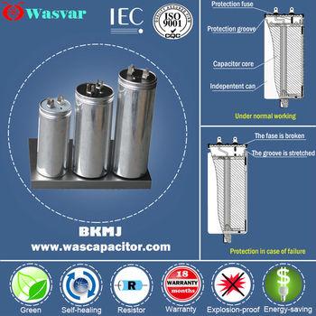Capacitor banks power factor correction buy power for Power factor correction capacitors for motors