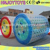 Popular Inflatbale Water Roller Ball, Various color inflatable water rolling ball