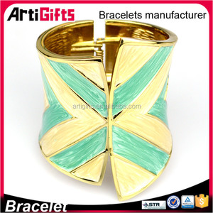 China factory ladies fancy designer bangles and bracelets