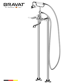 Bathroom Rain Waterfall Bathtub Faucet Shower Sets Mixer Set ...
