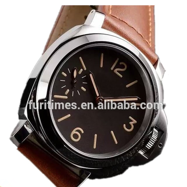 luxurious watch men wristwatch with sapphire glass