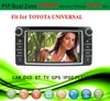 gps car fit for Toyota Universal rav4 camry 2001 - 2008 with radio bluetooth gps tv pip dual zone