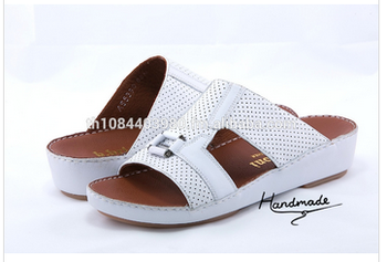 260543d1c93 Arabic Sandal Slipper Shoe E2314e1 - Buy Genuine Leather Shoes ...