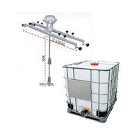 1000Liter ibc mixer agitator factory price