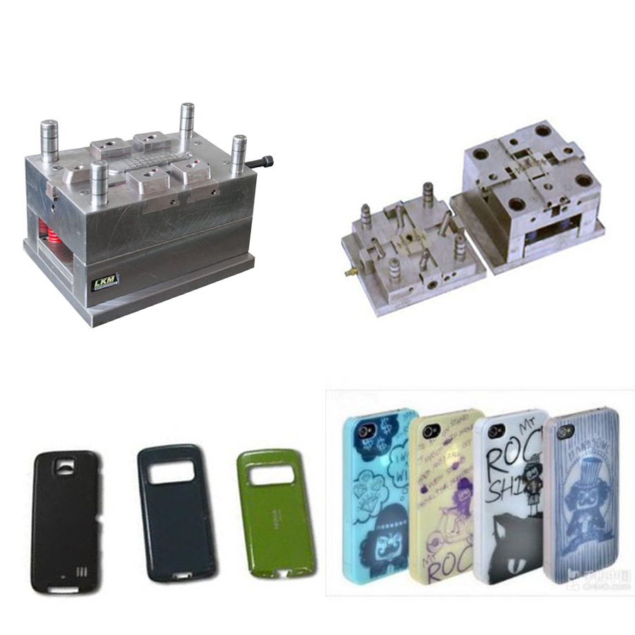 China OEM Plastic Mobile Phone Case Injection Molding Part