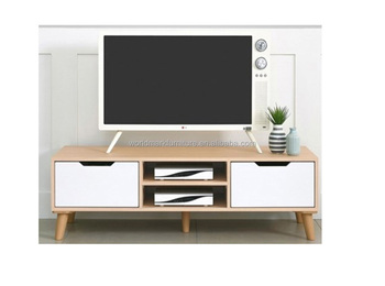 Bon Wooden Tv Stand Tv Bench Entertainment Unit Big Furniture Factory