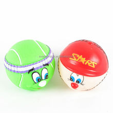 2014 new talking hamster pet tennis ball happy pet toys