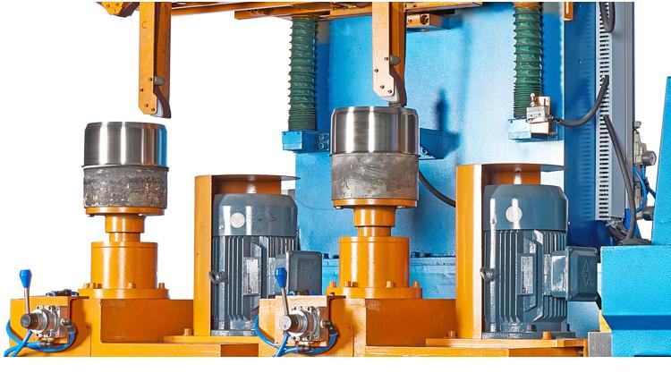 Sun Kemuliaan NSJ-1 Logam Ware Dalam atau Luar Mesin Amplas untuk Peralatan Masak