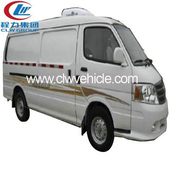 d0c1c03bc4 Foton 4 2 mini refrigerator cooling box truck 3-5Ton refrigerated mini cooler  van