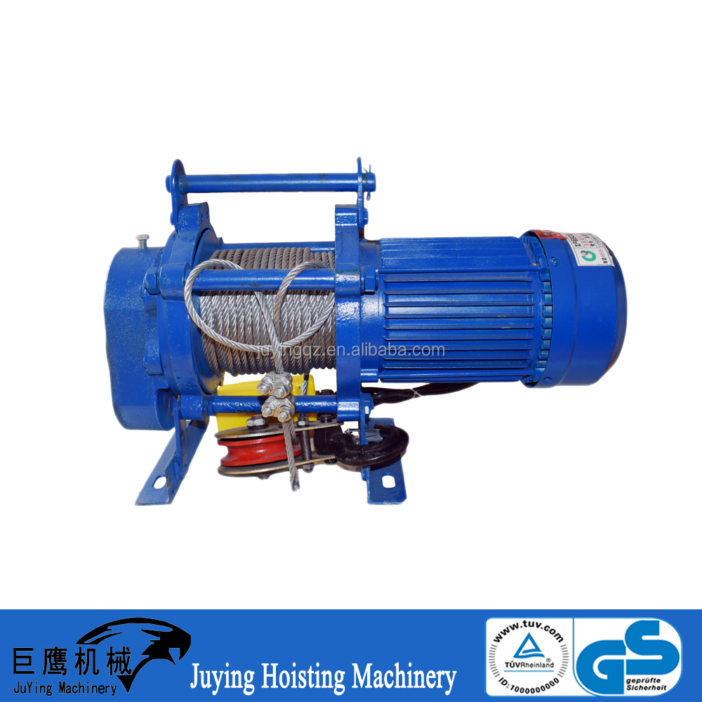 Winch Of Wire Rope, Winch Of Wire Rope Suppliers and Manufacturers ...