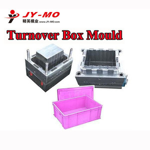 Used Injection mould for Sale Crate Molds for Plastic Injection