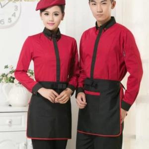 Asian Restaurant Uniforms 64