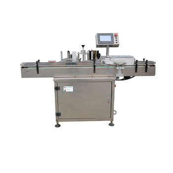 YB-LT100 machine manufacturers CE automatic labeling machine for glass/plastic bottle