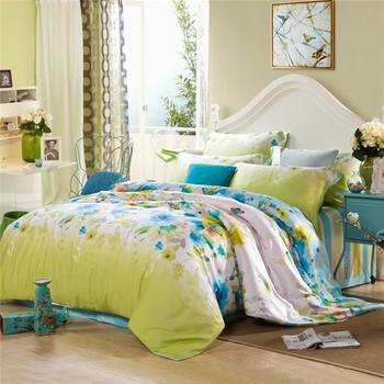 2018 Best Sell Silk Wedding Bedroom Sets/bed Sheet/bedding Sets Of ...