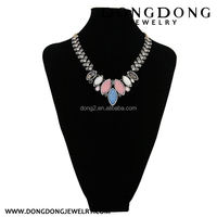 Best seller different types elegant stylish fine beaded necklace