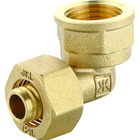 good quality brass compression sanitary fitting for copper pipe elbow brass fittings pipe extension fitting