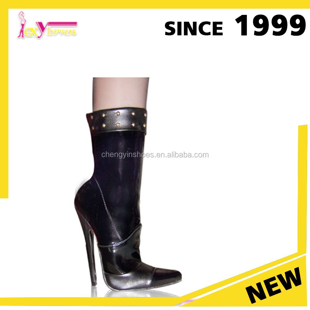 Factory Shoes Rubber,Tpr Outsole Stretch Knee High Snow Boots For Women