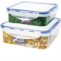 food crisper set container homes storage box foods storage