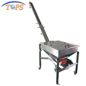 Online sales powder auger feeding machine /hot sale hopper screw feeder /high speeed screw feeding machine
