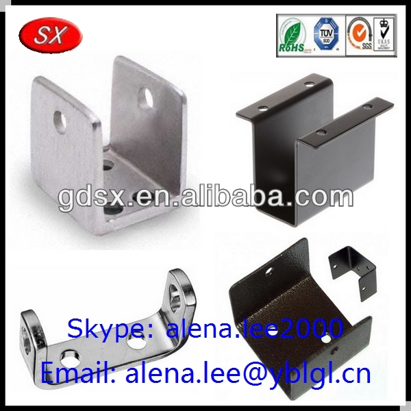 Dongguan Factory U Shaped Steel Bracket/various U Channel Bracket ...