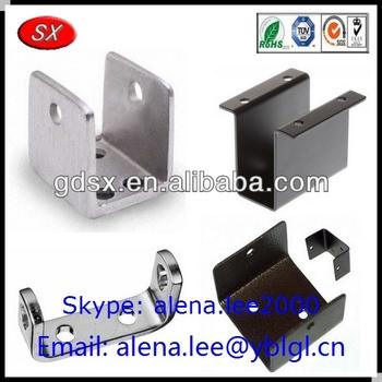 Dongguan Factory U Shaped Steel Bracket Various U Channel