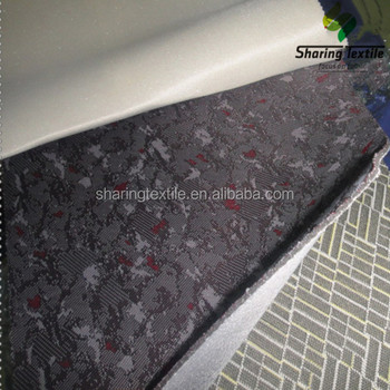 Car Interior Upholstery Seat Fabric With High Quality