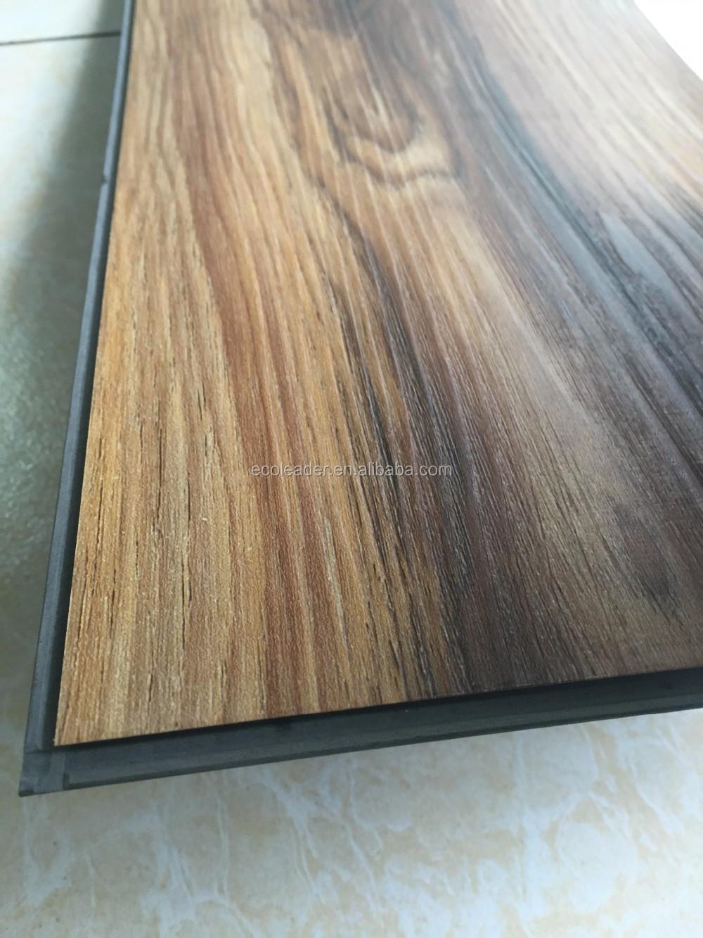 Lvt luxus vinyl fliesen dekorative holz muster pvc bodenbelag lvt ...