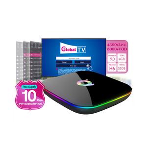 Iptv box S900 Stalker 2800 live channels 3000 VODS Linux iptv set top box  channels H 265HEVC iptv account