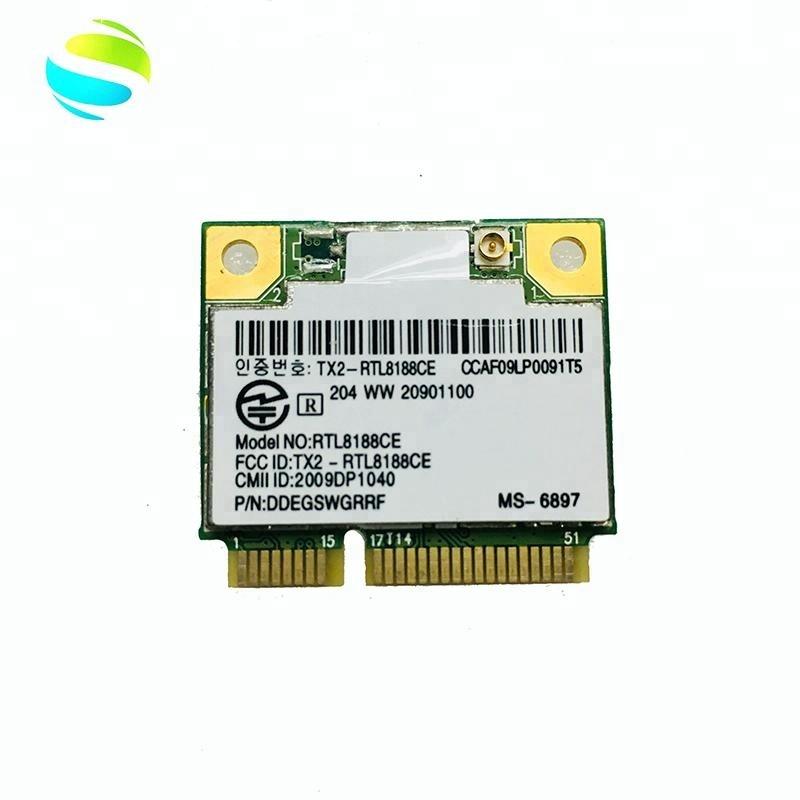 For AzureWave RTL8188CE AW-NE139H 150Mbps Half Mini PCI-Express Wlan  Wireless Wifi Card