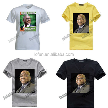 3fdadbd3 The Newest Election Campaign T-shirt 100% Cotton Design - Buy T ...