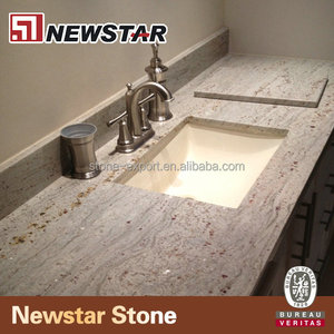 River White Granite Countertop Kitchen Worktop