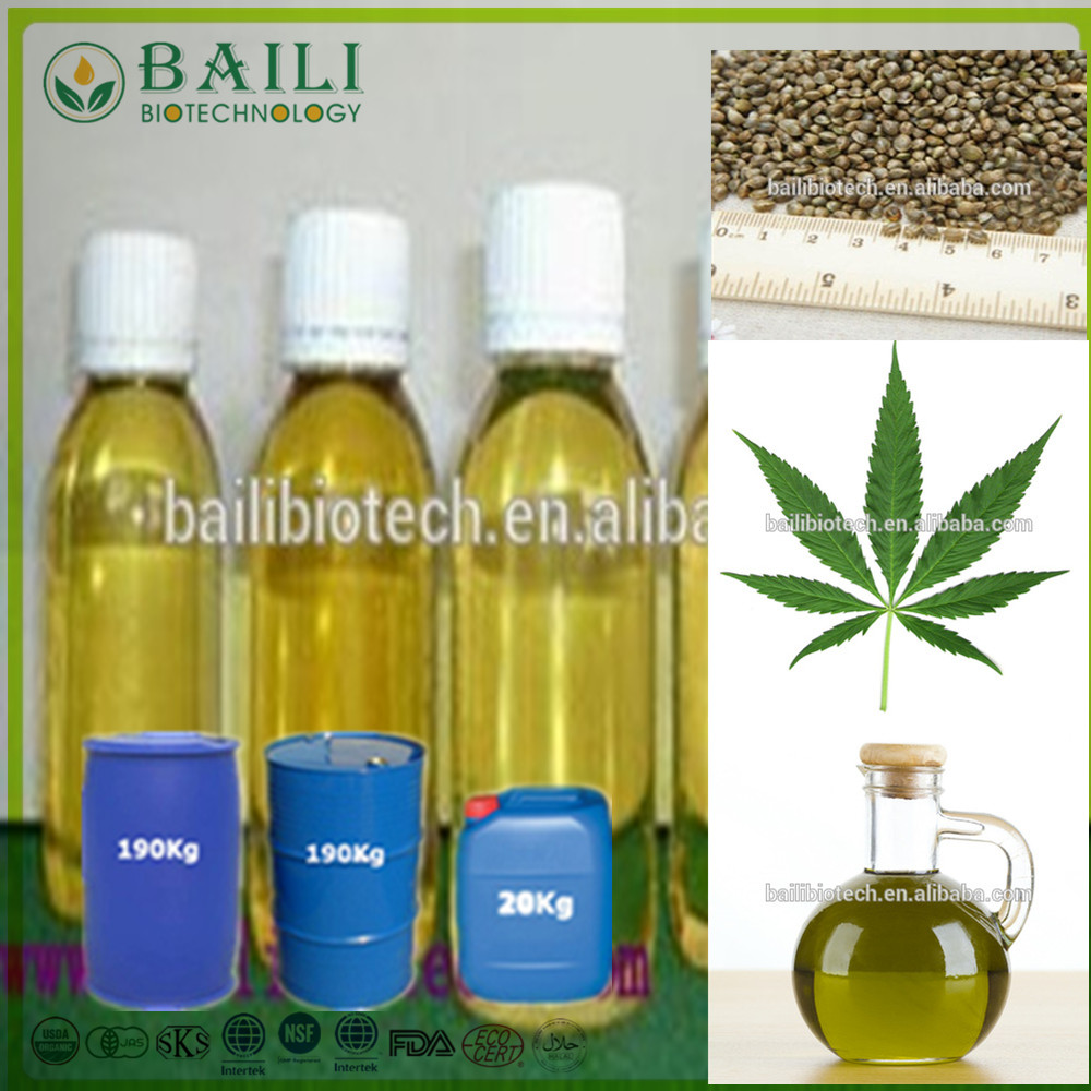 Essential oil Hemp Seed Oil enhances memory