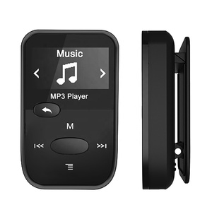 Cheapest Promotion gift OEM Mini Clip MP3 player song mp3