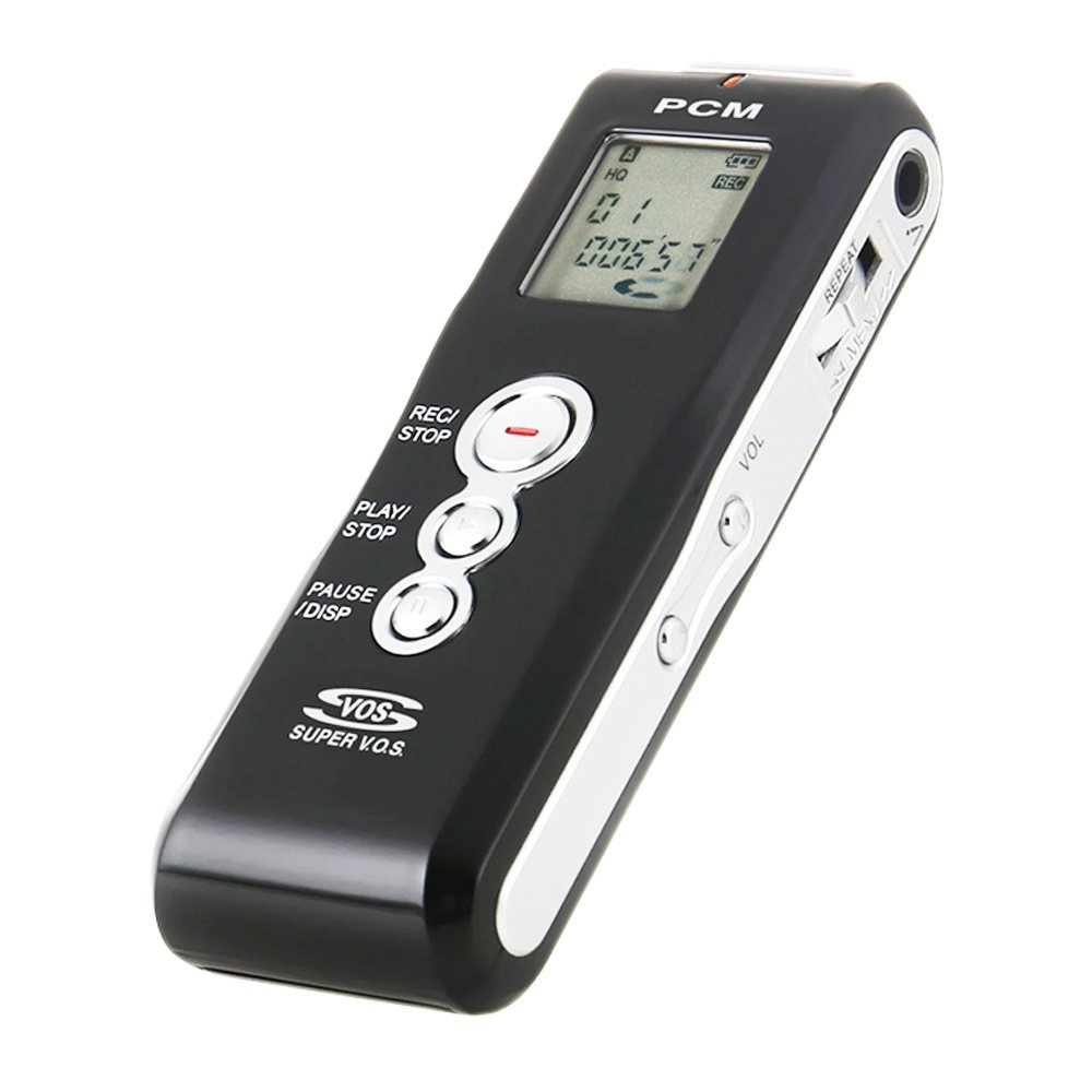 Latest Linear PCM Voice & Phone 4GB Recorder MR-1000 Voice Detection Auto Recording Standby Time 110 Days Password Setting Super VOS Standby Power Zero The Longest Time Spy Hidden Recording