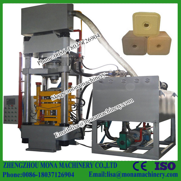 sheep cattle salt mineral licking block making machine