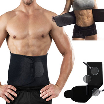 22b0e19af97 2016 New Arrival Neoprene Waist Trimmer Slimmer Belt Lumbar Back Support  Belt For Men and Women