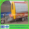 mobile motorcycle hot dog carts food cart for sale