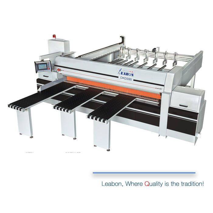 High Quality Heavy Duty Woodworking 3280mm Panel Saw Machine DKD330 for aluminium cutting