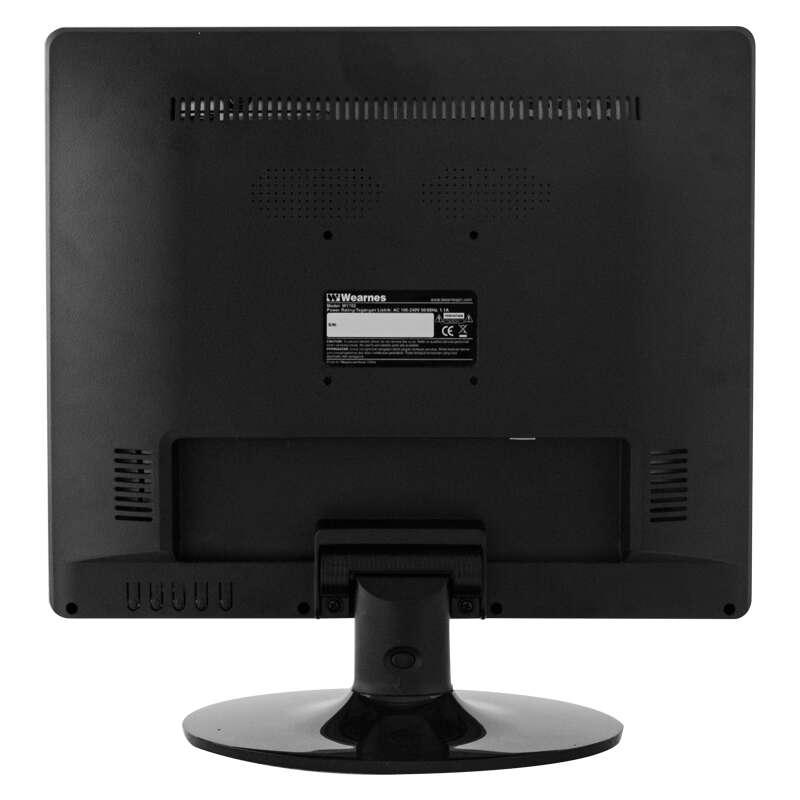 Most Popular 17 inch LCD Monitor with VGA DVI Inputs